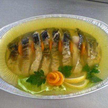 Ryba w galarecie