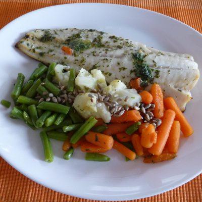 Ryba z pieca